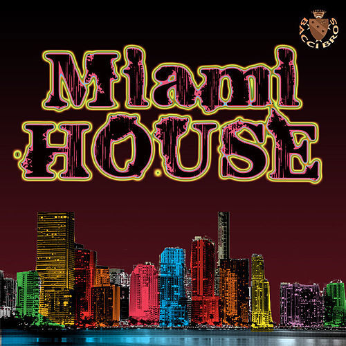 Miami House (Selected By Paolo Madzone Zampetti) van Various Artists
