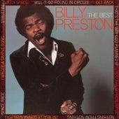 Billy Preston - The Best by Billy Preston