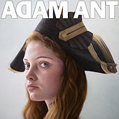 Adam Ant Is the BlueBlack Hussar Marrying the Gunner's Daughter de Adam Ant
