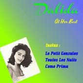 Dalida at Her Best de Dalida