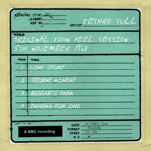 Original John Peel Session: 5th November 1968 by Jethro Tull