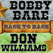 Back To Back: Bobby Bare & Don Williams von Various Artists