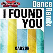 I Found You by Carson