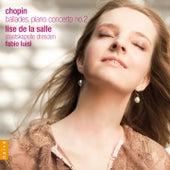 Chopin: Four Ballades, Piano concerto no. 2 di Lise de la Salle