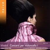 Vivaldi: Concerti per Cello (Vivaldi Edition) de Christophe Coin