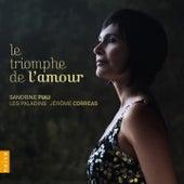 Le triomphe de l'amour by Sandrine Piau