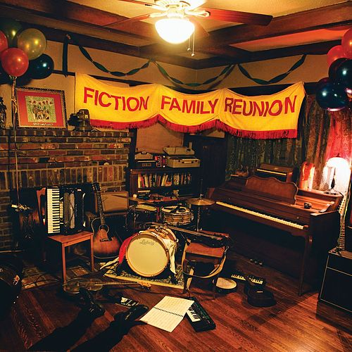 Fiction Family Reunion by Fiction Family