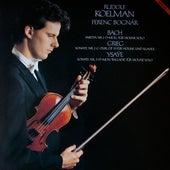 Rudolf Koelman - Bach, Grieg and Ysaÿe by Various Artists