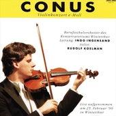Conus Violin Concerto by Rudolf Koelman