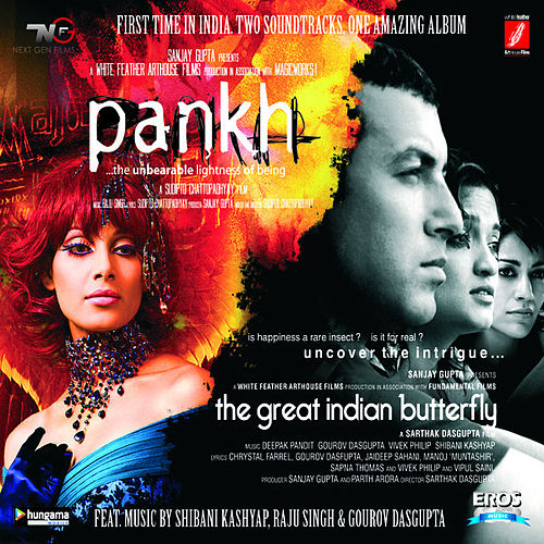 Pankh / The Great Indian Butterfly by Various Artists