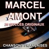 Chansons françaises (20 succès originaux) de Marcel Amont