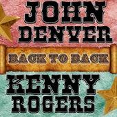 Back To Back: John Denver & Kenny Rogers von Various Artists