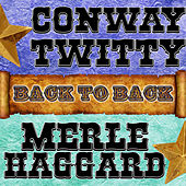 Back To Back: Conway Twitty & Merle Haggard de Various Artists