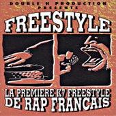 Cut Killer Freestyle, Vol. 1 (La première k7 Freestyle de rap francais) de Various Artists