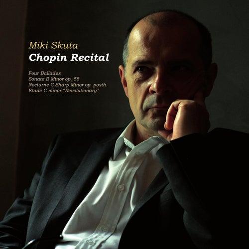 Chopin Recital by Miki Skuta