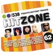 538 Hitzone 62 van Various Artists