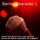 Barnens karaoke 1 de Various Artists