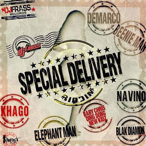 Special Delivery Riddim by Various Artists