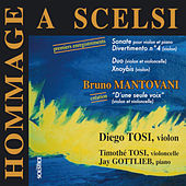 Scelsi: Hommage à Giacinto Scelsi de Diego Tosi