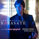 Sarasate: Intégrale des pièces pour violon & piano, Volume 2 - La Danse espagnole de Diego Tosi