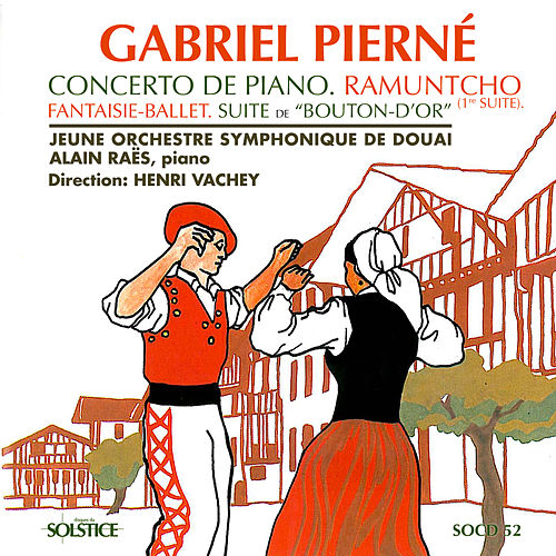 Pierné: Concerto de piano by Various Artists