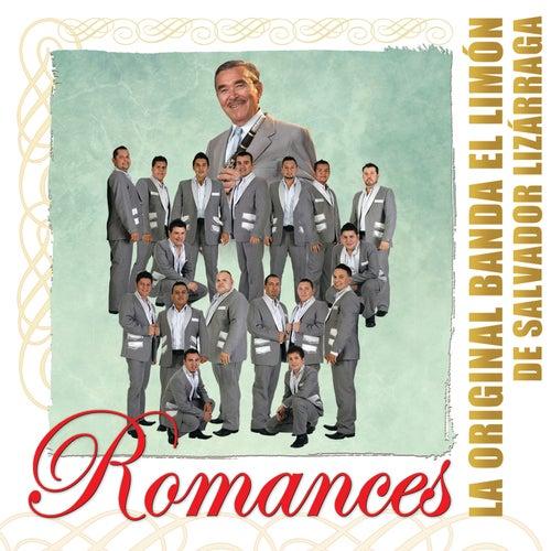 Romances by La Original Banda El Limón