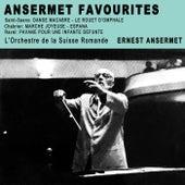 Ansermet Favourites de L'Orchestra de la Suisse Romande