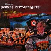 Massenet Scenes Pittoresques von L'Orchestre de la Societe des Concerts du Conservatoire de Paris
