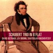 Schubert: Trio In B Flat by Lev Oborin