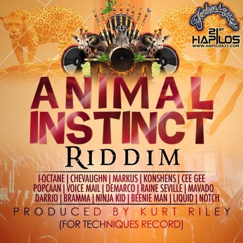Animal Instinct Riddim by Various Artists