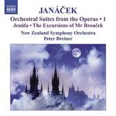 Janacek, L.: Operatic Orchestral Suites, Vol. 1  - Jenufa / The Excursions of Mr Broucek de Various Artists