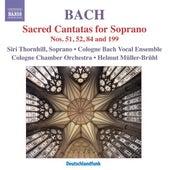 Bach, J.S.: Sacred Cantatas for Soprano by Siri Karoline Thornhill