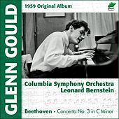 Beethoven : Concerto No. 3 in C Minor for Piano and Orchestra Op. 37 by Glenn Gould