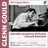 Beethoven: Concert No. 2 for Piano and Orchestra, Op. 19 - Bach: Keyboard Concerto No. 1, BWW 1052 (Original Album, 1957) by Glenn Gould