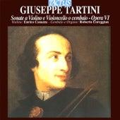 Tartini: Violin Sonatas by Enrico Casazza