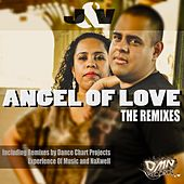 Angel of Love the Remixes by J.