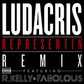 Representin (Remix Explicit Version) von Ludacris