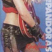 Rock Hard/Live Nymphomania by The Pandoras