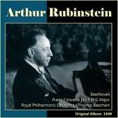 Beethoven: Piano Concerto No. 4 in G Major (Original Album 1949) by Arthur Rubinstein