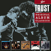 Coffret 5 CD Original Classic de Trust