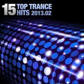 15 Top Trance Hits 2013.02 de Various Artists