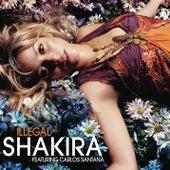Illegal (featuring Carlos Santana) van Shakira