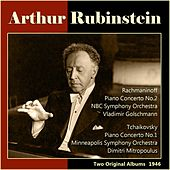 Rachmaninoff: Piano Concerto No. 2 - Tchaikovsky: Piano Concerto No. 1 (Two Original Albums, 1946) by Various Artists