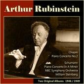 Chopin: Piano Concerto No. 2 - Schumann: Piano Concerto in A Minor (Two Original Albums, 1946/1949) de Various Artists