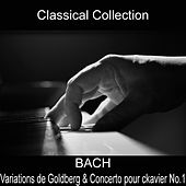 Bach : Variations de Goldberg & Concerto pour clavier No. 1 by Various Artists