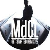Get Started Remix EP von Mark de Clive-Lowe