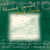 Jazz Piano Master: Ahmad Jamal & Chick Corea by Various Artists