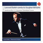 Leonard Slatkin conducts Vaughan Williams by Leonard Slatkin