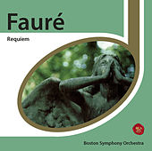 Fauré: Requiem by Seiji Ozawa