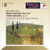Mendelssohn: Piano Concertos Nos. 1 & 2 & Violin Concerto, Op. 64 by Various Artists